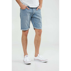 Vêtements Homme Shorts / Bermudas Cheap Monday Shorts  High Cut Bleu Homme Bleu