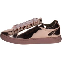 Chaussures Femme Baskets basses Fornarina PIFAN9607WPA510 Sneakers Femme Rose Rose