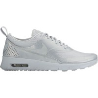 Chaussures Homme Baskets basses Nike Air Max Thea SE GS Blanc-Gris-Argent