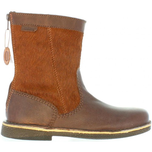 Botte ville Kickers 511630-50 LEXY Marrón 350x350
