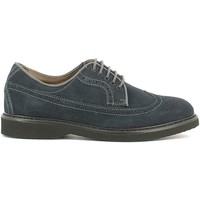 Derbies Nero Giardini A604481U Richelieus Man