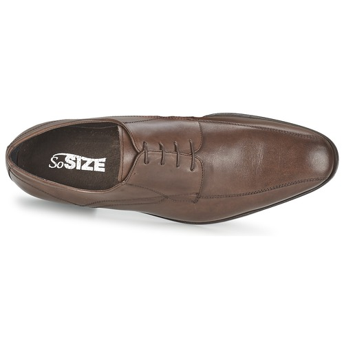 Curro Marron Homme Derbies Chaussures So Size luK1J5c3TF