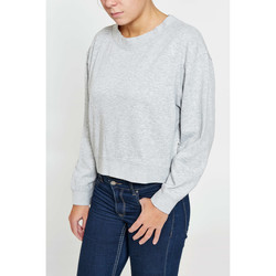 Vêtements Femme T-shirts manches longues Cheap Monday Sweat  Expand Gris Femme Gris