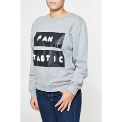 Vêtements Femme T-shirts manches longues Cheap Monday Sweat  Shaw Gris Femme Gris