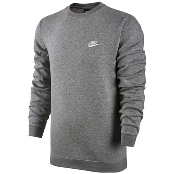 Vêtements Homme Sweats Nike SWEAT  NSW FLEECE CREW / GRIS Gris