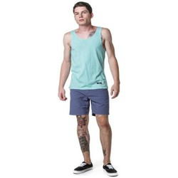 Vêtements Homme Shorts / Bermudas Insight Short  Canvas Two Tone - Worn Blue Bleu