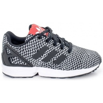 Baskets mode adidas Originals Zx Flux Kid Gris 350x350