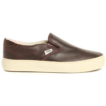 Chaussures Homme Slips on Vans Classic Slip-on Cup Ca Chocolat