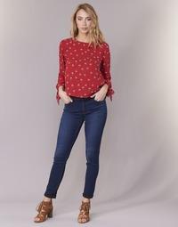Vêtements Femme Jeans slim Only ULTIMATE Bleu foncé