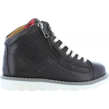 Chaussures Enfant Boots Levi's 508570 WINDSOR Marr?n