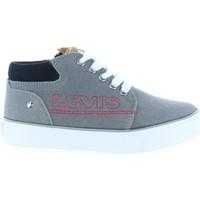Chaussures Enfant Boots Levi's 508650 PATOUCH Gris