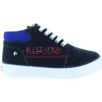 Chaussures Enfant Boots Levi's 508650 PATOUCH Azul