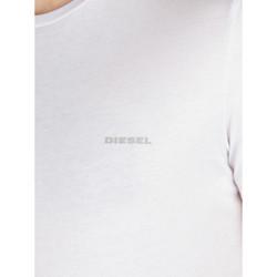Vêtements Homme T-shirts manches courtes Diesel Homme 3 Paquet Jake Plaine Logo T-shirts, Blanc blanc