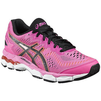 Chaussures Fille Baskets basses Asics Gel Kayano 23 Junior - Ref. C618N-2090 Rose