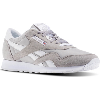 Chaussures Homme Baskets basses Reebok Classic Classic Nylon Blanc