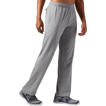Vêtements Homme Pantalons de survêtement Reebok Sport Pantalon Elements Jersey Open Hem Gris