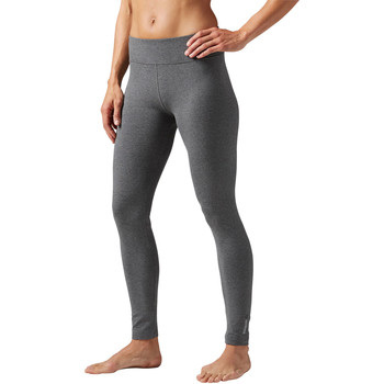 Vêtements Femme Leggings Reebok Sport Collant Elements Gris