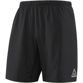 Vêtements Homme Shorts / Bermudas Reebok Sport Short Running Essentials - 20 cm Noir