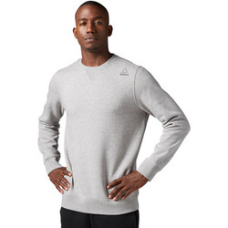 Vêtements Homme Sweats Reebok Sport Sweat Elements Fleece Crew Neck Gris