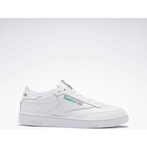 Chaussures Homme Baskets basses Reebok Classic Club C 85 Vert