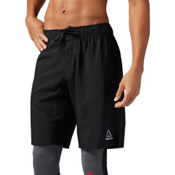 Vêtements Homme Shorts / Bermudas Reebok Sport Short de training Workout Ready Board Noir