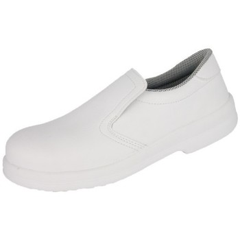 Chaussures Baskets basses Nordways CHAUSSURES DE SECURITE TED BLANC blanc