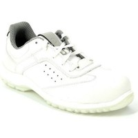 Chaussures Boots Nordways BASKET DE SECURITE OPTIMA BLANC Blanc