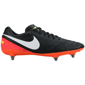 Chaussures Homme Football Nike Tiempo Legacy II SG Schwarz