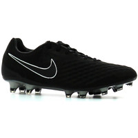 Chaussures Homme Football Nike Magista Opus II TC FG Black / Black