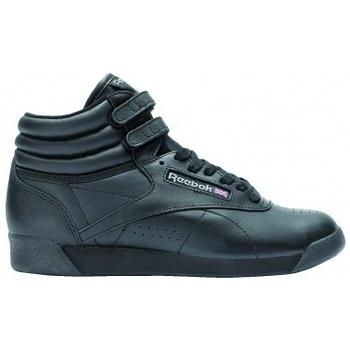 Chaussures Femme Baskets montantes Reebok Sport Freestyle Hi noir