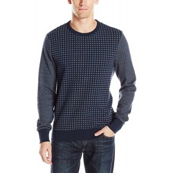 Vêtements Homme Sweats Ben Sherman Sweat  Semi Plain bleu