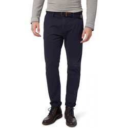 Vêtements Homme Chinos / Carrots Tom Tailor Chino  Travis Slim à ceinture