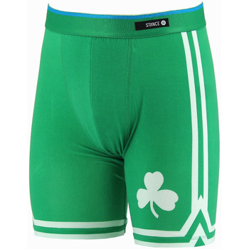 Vêtements Homme Boxers / Caleçons Stance Essentials Celtics UW Green