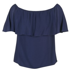 Vêtements Femme Tops / Blouses Betty London GIVATE Marine