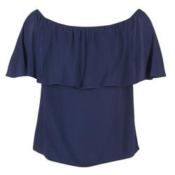 Vêtements Femme Tops / Blouses Betty London GIVATE Marine
