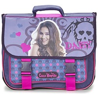 Sacs Fille Cartables Dessins Animés CHICA VAMPIRO CARTABLE 38CM Violet