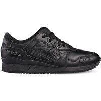 Chaussures Homme Baskets basses Asics Lifestyle Asics Gel-Lyte III  HL6A2-9090 Noir