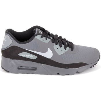 Chaussures Homme Baskets basses Nike Air Max 90 Ultra Essential Gris 819474001 Gris