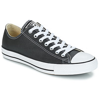 Chaussures Baskets montantes Converse CT CORE LEA OX Noir