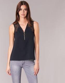 Vêtements Femme Tops / Blouses Morgan OBLOW Noir