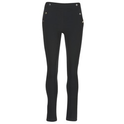 Vêtements Femme Pantalons 5 poches Morgan PSHAPA Noir