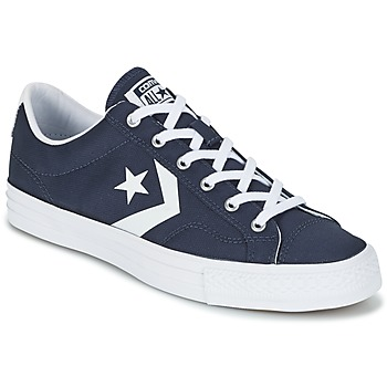 Chaussures Homme Baskets basses Converse STAR PLAYER - OX Marine / Blanc
