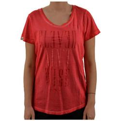 Vêtements Femme T-shirts manches courtes Puma Washed T-shirt