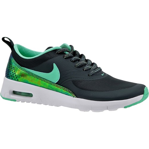 Chaussures Enfant Baskets mode Nike Air Max Thea Print GS 820244-002 Black