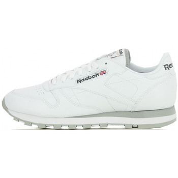 Chaussures Homme Baskets basses Reebok Sport Classic Leather - Ref. 2214 Blanc