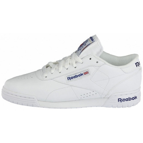 Reebok Sport Exofit Lo - Ref. 524822 Blanc - Chaussures Baskets basses Homme