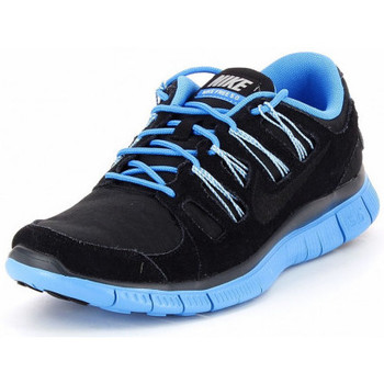 Chaussures Homme Running / trail Nike Free 5.0 - Ref. 580530-001 Noir
