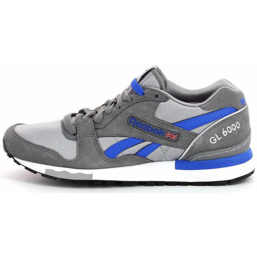 Chaussures Homme Running / trail Reebok Sport GL 6000 Athletic - Ref. V55226 Gris