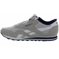 Chaussures Femme Baskets basses Reebok Sport Classic Nylon R13 - Ref. V60147 Gris
