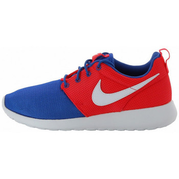 Chaussures Enfant Baskets basses Nike Roshe Run Max Junior - Ref. 599728-404 Bleu